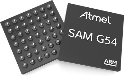 Two new MCUs from Atmel