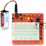 Experimenter Prototyping Board for easy circuit build