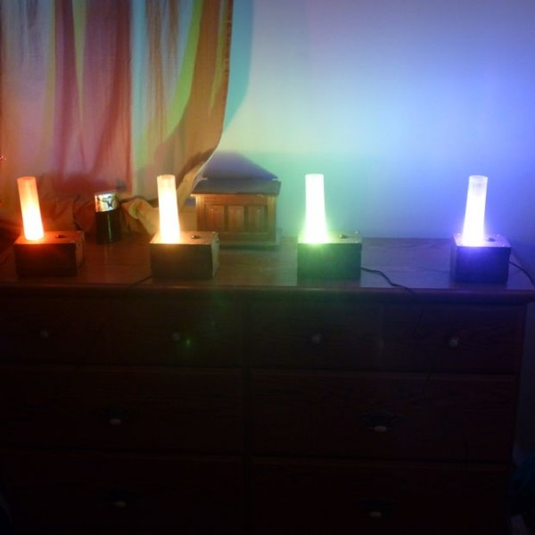 Color Changing Mood Lamp