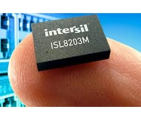 Intersil shrinks step-down DC/DC power module