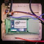 Custom DIY Intel Edison Breakout Board