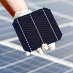 Large area industrial crystalline silicon n-PERT solar cell with 22 percent efficiency