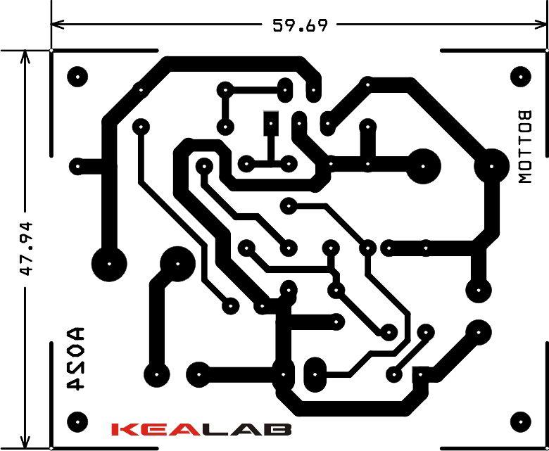 20w audio amplifier