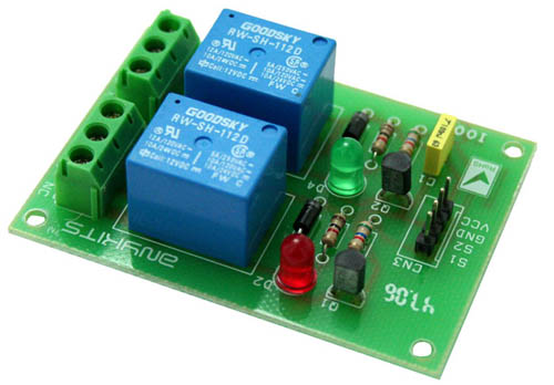 2_Channel_Relay_Board_PIC