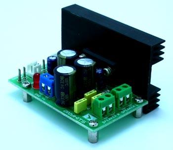 5.5W_2_Channel_Audio_Amplifier