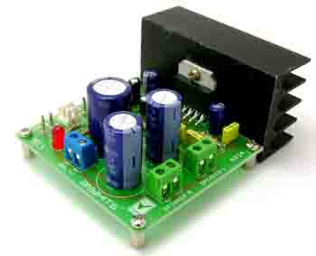 6.5W Stereo Audio Amplifier