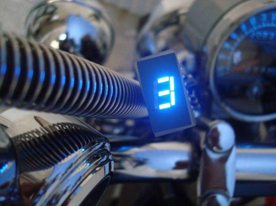 Motorcycle Universal Gear Indicator - Electronics-Lab on