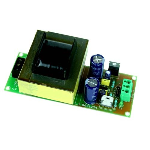 +/-12V Dual Power Supply
