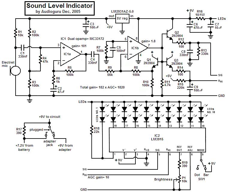 Sound_Level_Indicator_schematic
