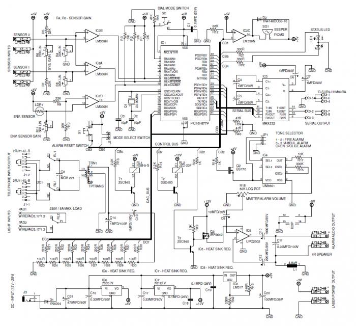 autoalarm_schematic