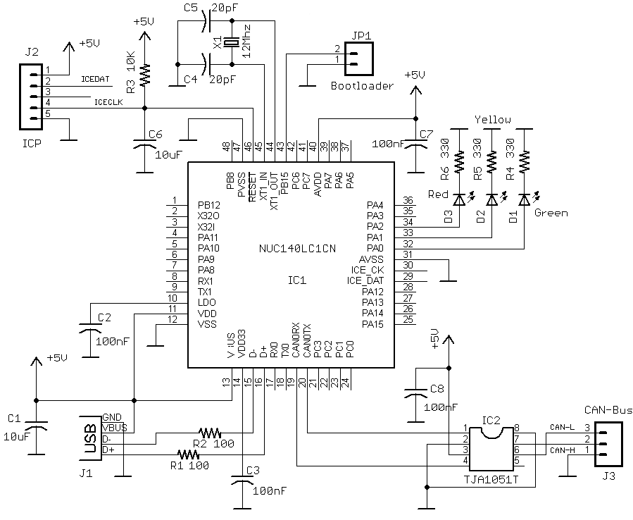 can usb schematic can to usb interface electronics lab MSI MS 7778 Bios at gsmportal.co