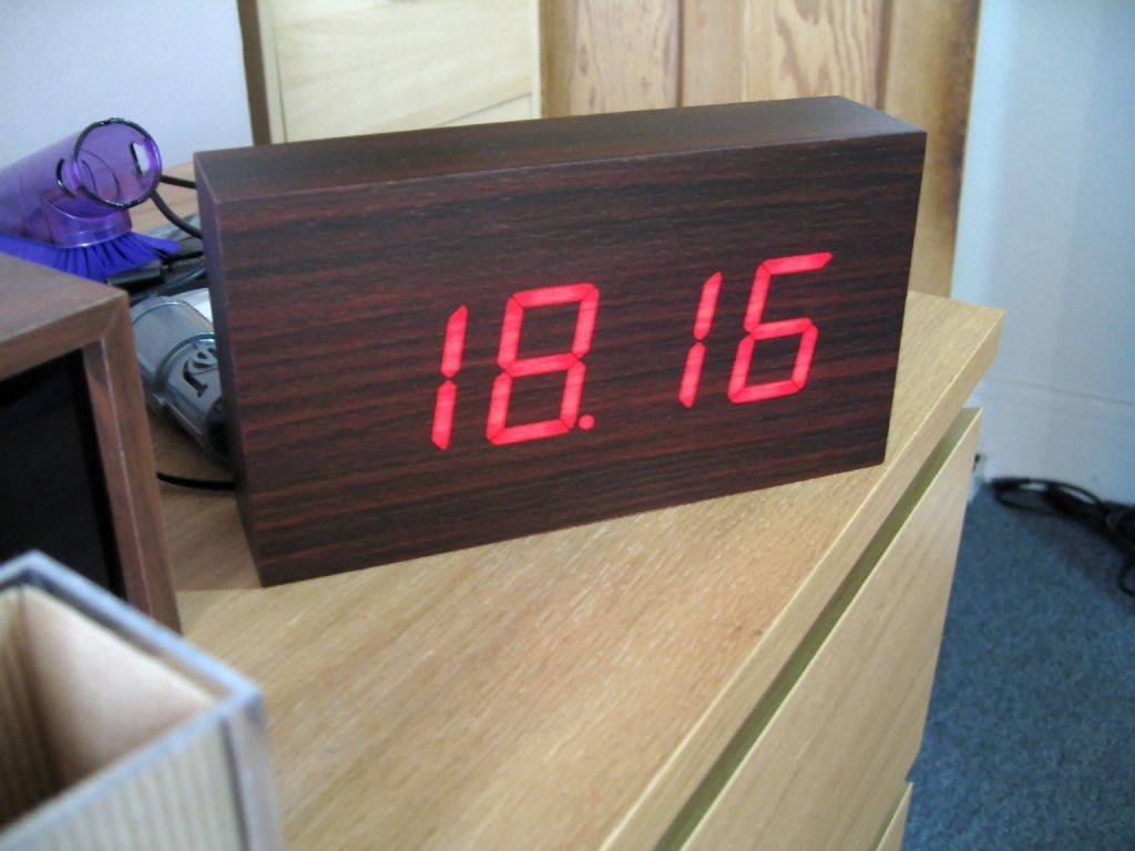 MSF Radio Time Clock