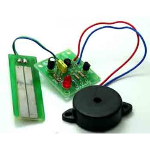 water level alarm electronics lab