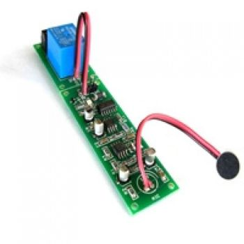 Sound Activated Switch – Relay