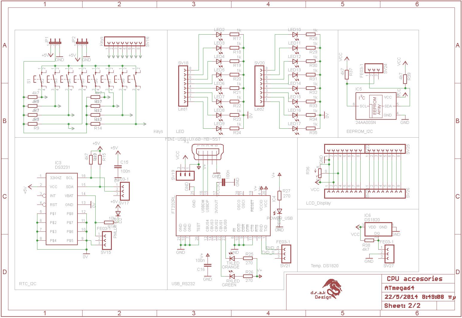 schematic_23 Arduino Eagle Schematic on