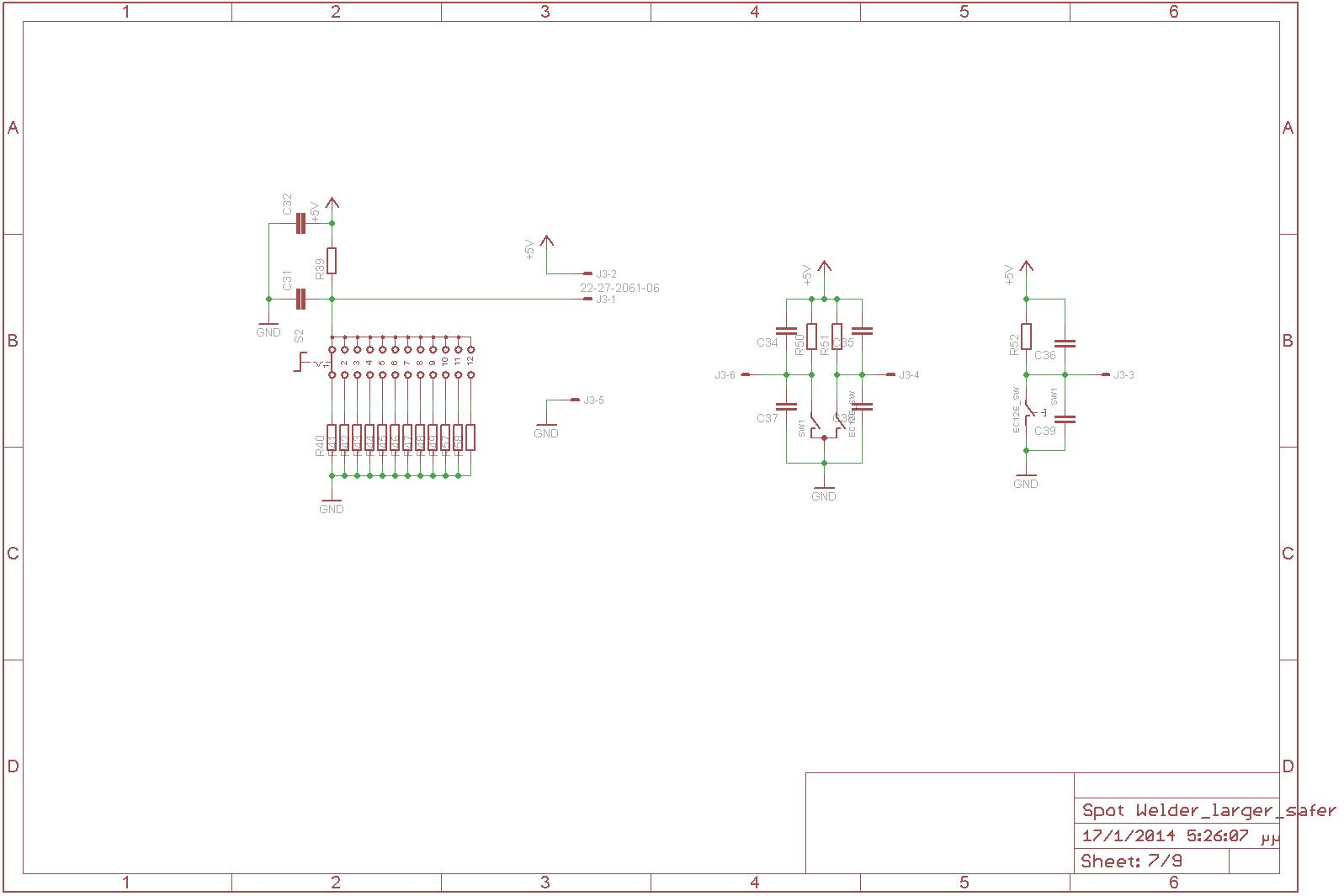 Mcu Controlled Spot Welder Electronics Lab Welding Schematic Diagram Switch