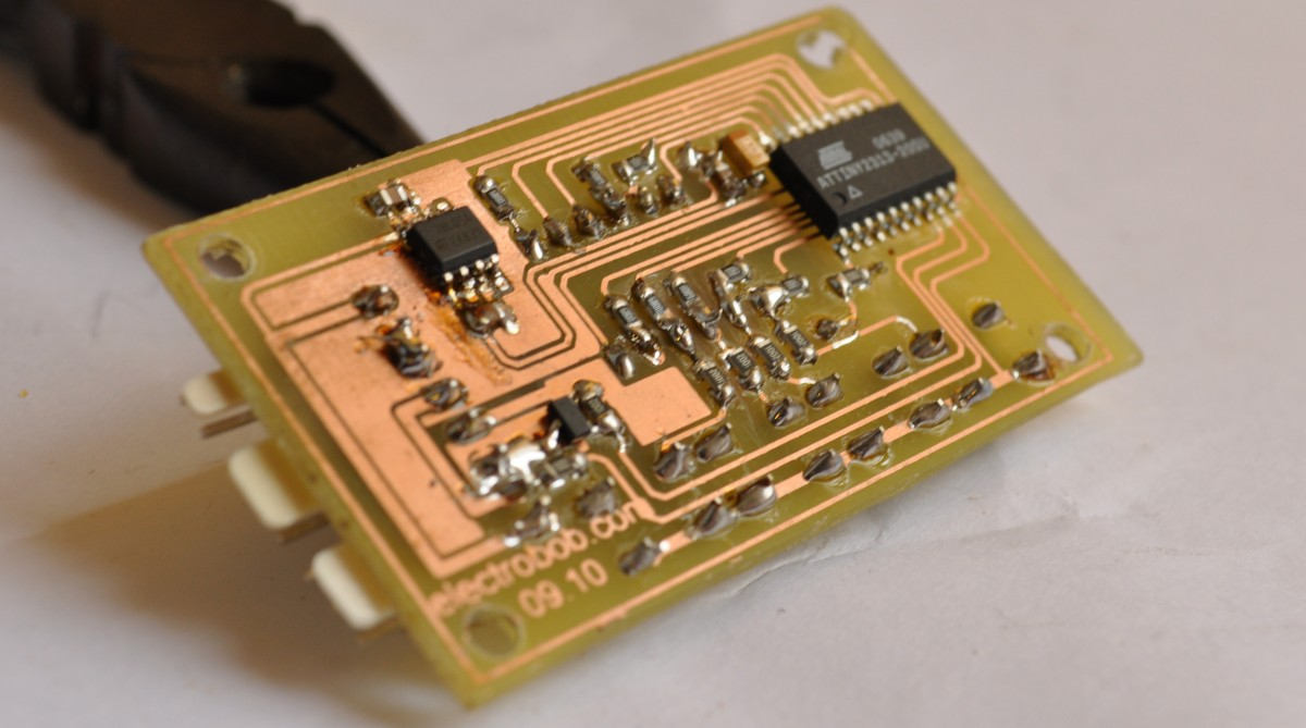 Timer Circuit With Led Display Indicator Electronic Circuit Projects