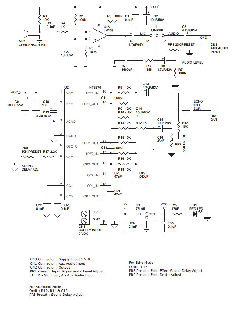 voice_echo_schematic voice echo electronics lab toyota echo wiring diagram at mifinder.co