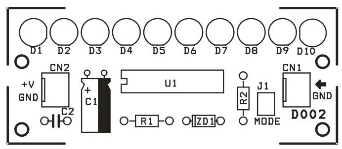0-10v voltage monitor