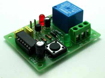 Electronic Toggle Switch