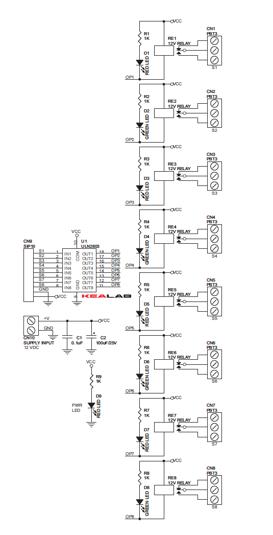 24vdc relay module wiring diagram 4 channel relay pin diagram single channel relay module