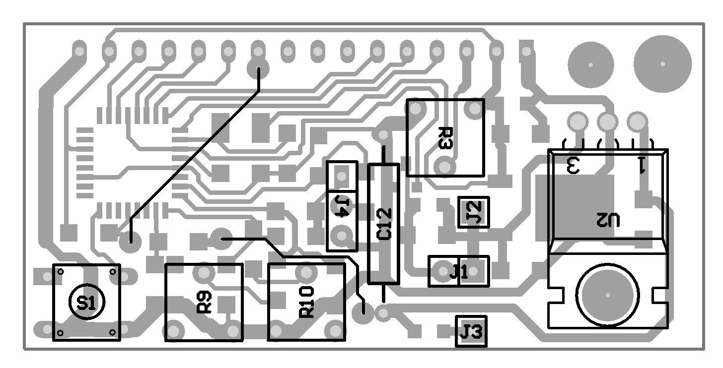 Voltmeter Ammeter Lcd Panel Electronics Lab Psu Diagram Furthermore Shunt Voltage Regulator Circuit Pcb