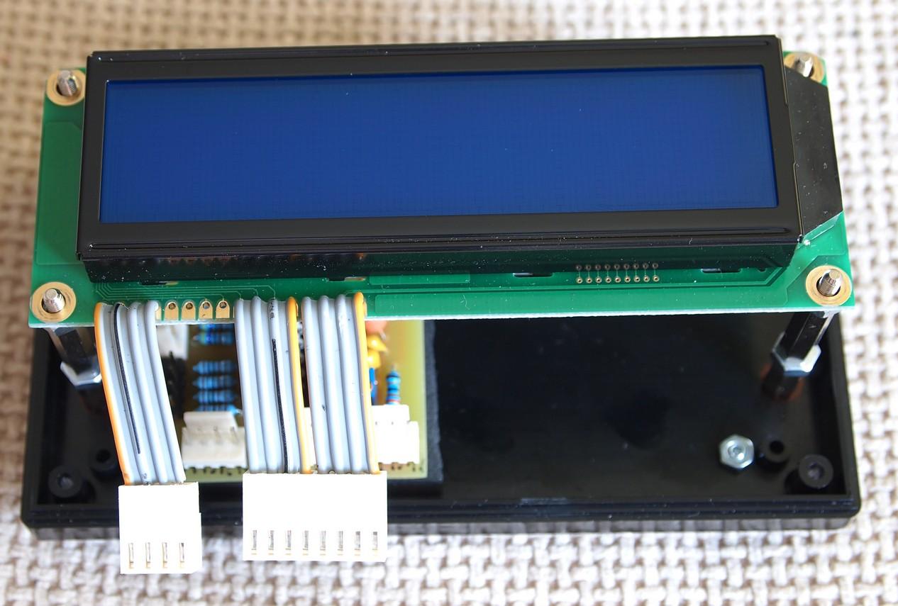 Simple Lc Meter Electronics Lab Circuit Coil Capacitor Lcmeter 4