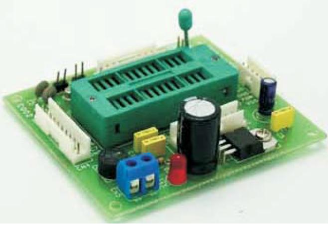 PIC_18F_28_PIN_PIC_Development_Board_PIC