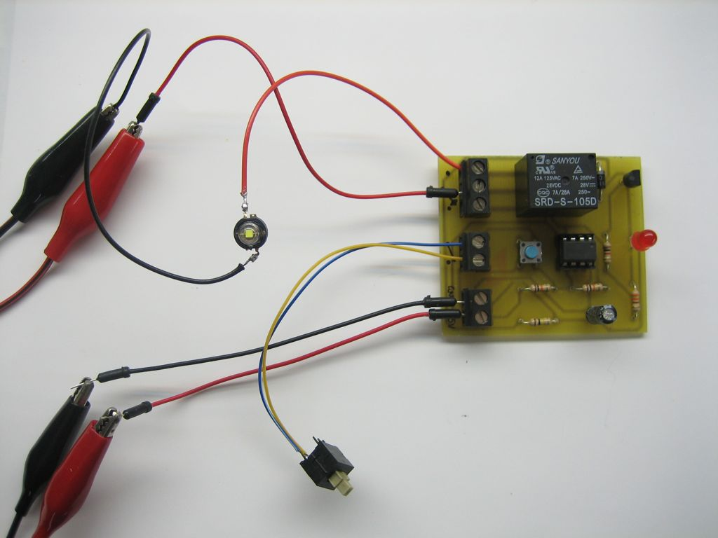Toggle ON / OFF Switch - Electronics-Lab