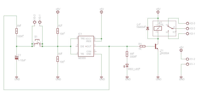 circuit diagram alternating relay switch toggle on off switch electronics lab  toggle on off switch electronics lab
