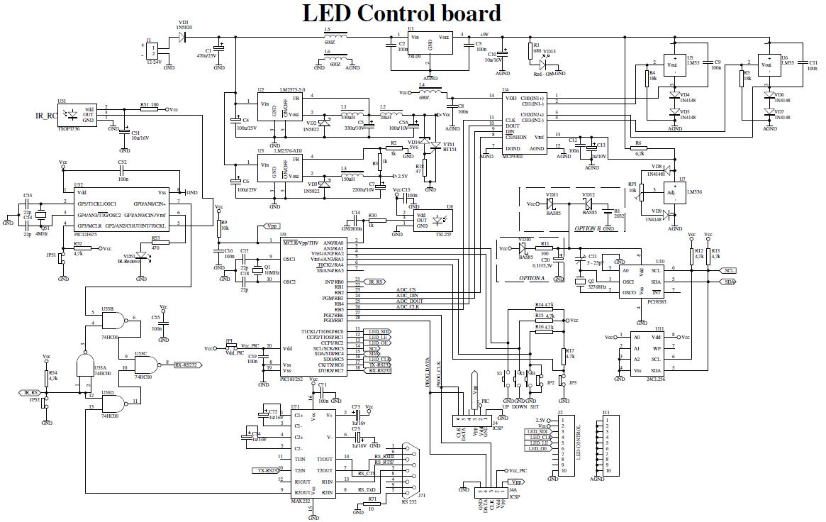 dot matrix led display software free download