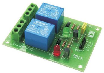 Dual Relay Driver Board