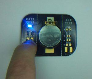 Simple SMD LED tester - Electronics-Lab.com