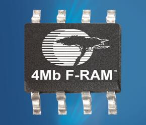 Cypress 4Mb FRAM