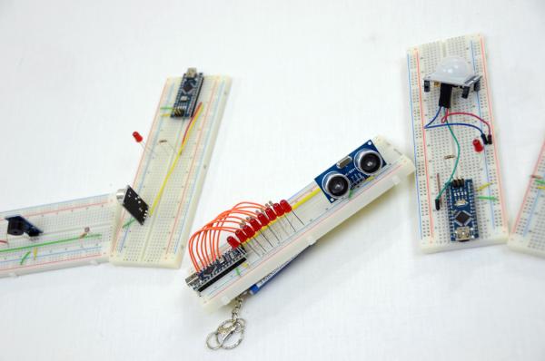 Sensors Experiments
