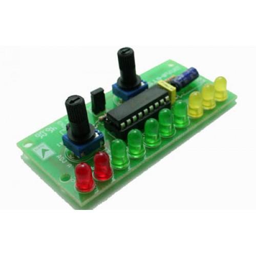 12V Lead Acid Battery Voltage Monitor