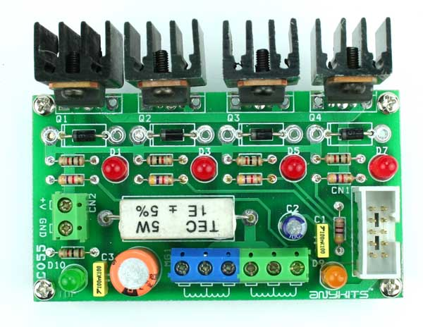 5 Phase Stepper Motor Driver Projects - nicelinoa