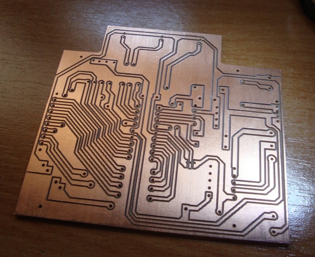 Making PCBs with CNC