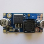 LM2596 DC-DC Converter Module Testing