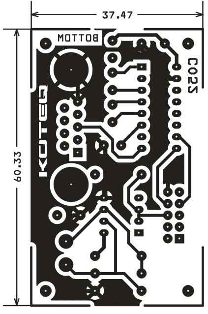 unipolar 4-phase stepper motor controller