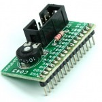 LCD Adapter Board