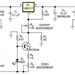 Circuit adds foldback-current protection