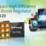 Buck-boost regulator achieves high efficiency