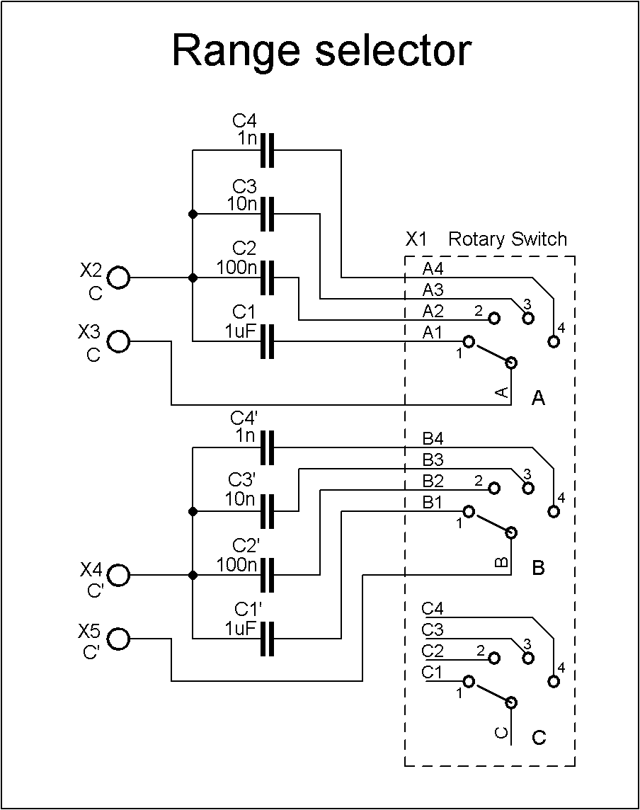 Audio Oscillator with Frequency Counter - Electronics-Lab on mobile rotary switch, 4 position selector switch, 4 pole switch diagram, 4 position rotary limit switch, 2 pole light switch, two pole three-way rotary switch, 4 position rotary key switch, 6 pos rotary cam switch, four pole switch, leviton rotary switch, 4 pole slide switch,