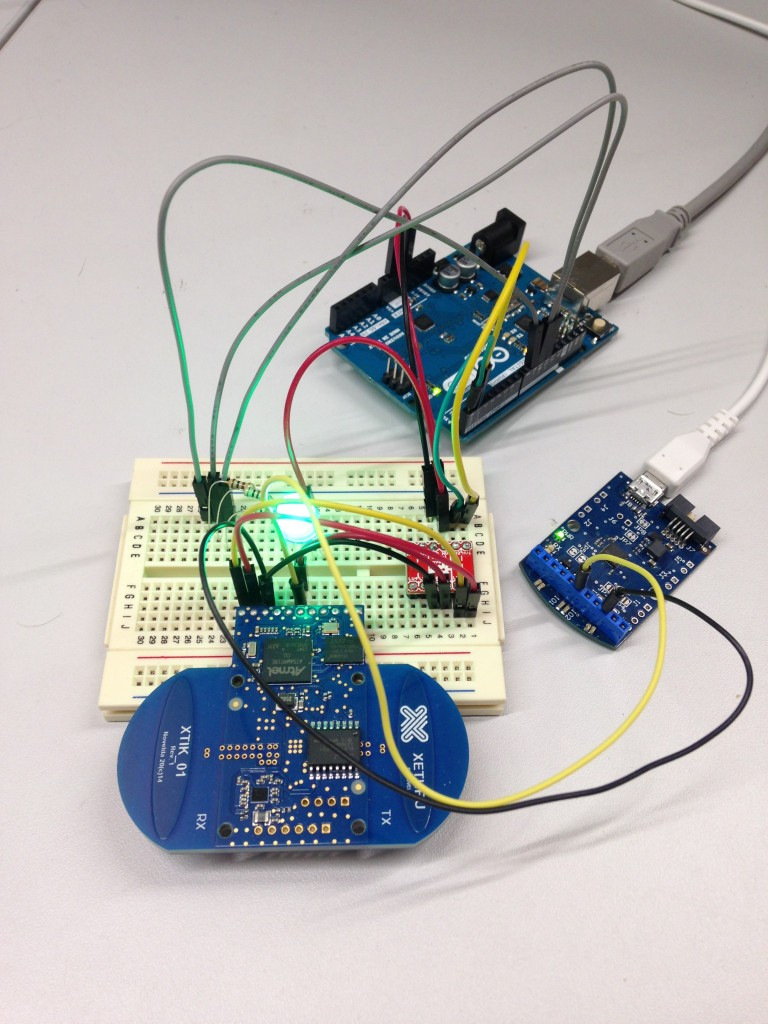 Arduino Radar Tutorial: Fading an LED With My Breath