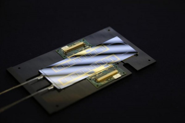 Fully reprogrammable optical chip developed