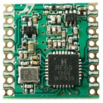 RFM69HCW transceiver can go up to 20dBm