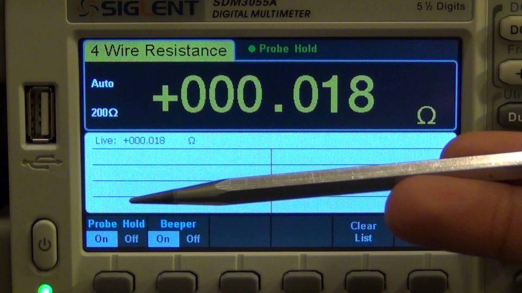 Siglent SDM3055A (SDM3055) 5.5-Digit Multimeter Review, Teardown & Experiments