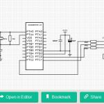HCS08 VGA Output