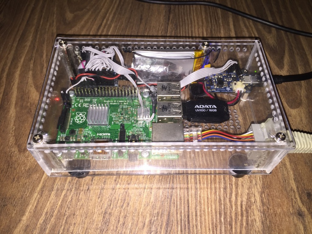 Building our own backup server using the Raspberry PI